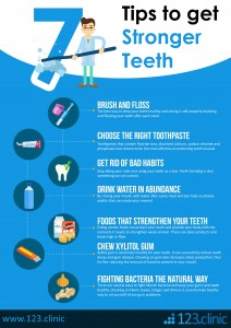 How to Get Stronger Teeth? 7 Tips to Help You