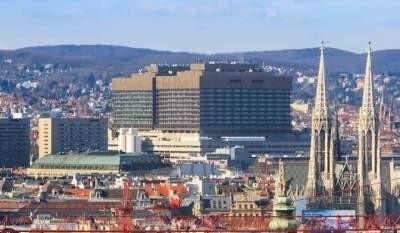 Vienna AKH Hospital