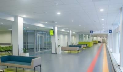 General East University Hospital